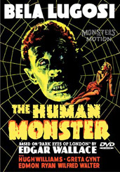 Human Monster DVD