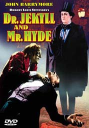 Dr Jekyll & Mr Hyde 1920 Standard DVD