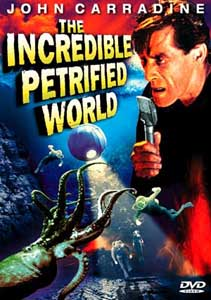 Incredible Petrified World DVD