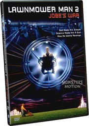 Lawnmower Man 2 DVD