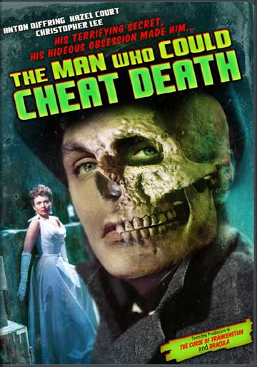 Man Who Could Cheat Death (1959) DVD