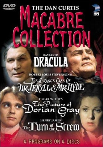 Dan Curtis Macabre Collection DVD Dracula