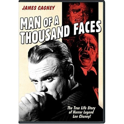 Man of a Thousand Faces (1957) DVD