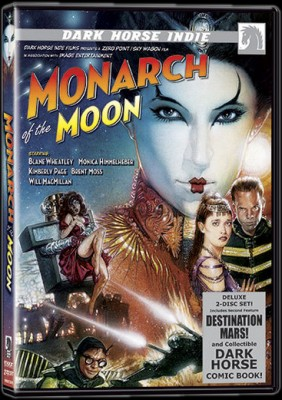 Monarch Of The Moon/ Destination Mars (DVD)