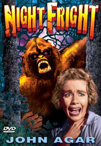 Night Fright DVD