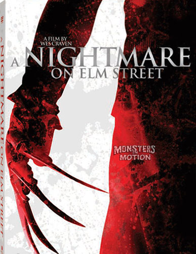 A Nightmare On Elm Street Infinifilm SPECIAL EDITION DVD