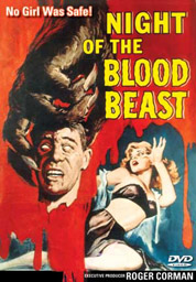 Night of the Blood Beast DVD