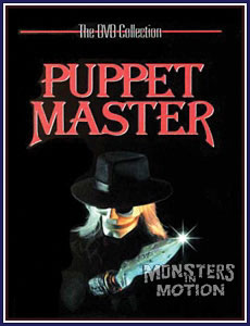 Puppet Master Master Collector DVD Box Set EXCLUSIVE