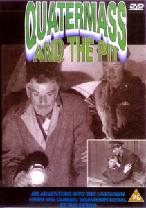 Quatermass And The Pit 1958 TV Version DVD