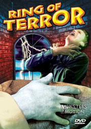 Ring Of Terror 1962 DVD