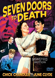 Seven Doors To Death DVD