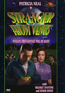 Stranger From Venus DVD