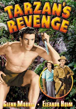 Tarzan's Revenge DVD D. Ross Lederman