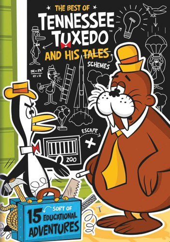 Tennessee Tuxedo and His Tales (1963) DVD