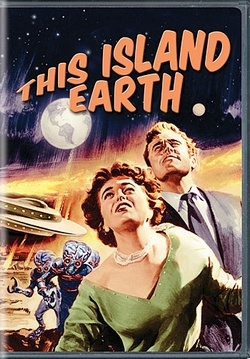 This Island Earth 1955 MCA DVD
