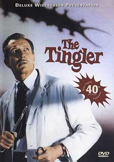 Tingler, The 40th Anniversary Edition (1959) DVD