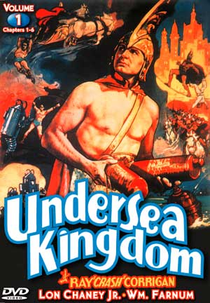 Undersea Kingdom Volume 1 DVD