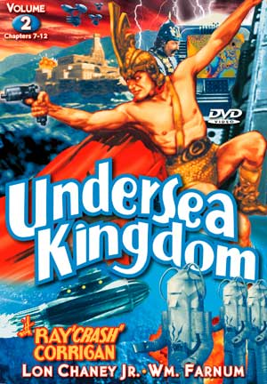 Undersea Kingdom Volume 2 DVD