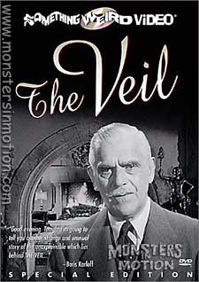 The Veil (2-DVD, Special Edition) 1958-Boris Karloff