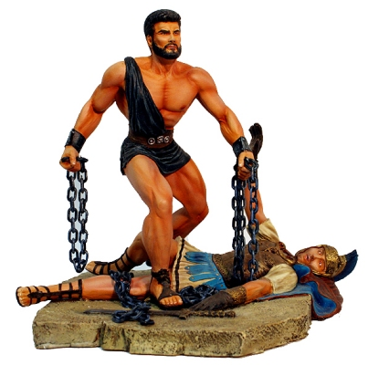 Hercules Steve Reeves Model Hobby Kit