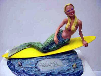 Marta Mermaid Model Hobby Kit Jimmy Flintstone