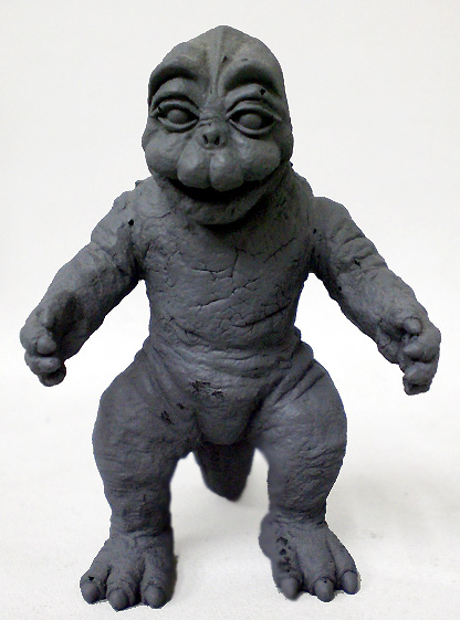 Mini Minya Gazooki model RESIN Kit (Baby Godzilla)