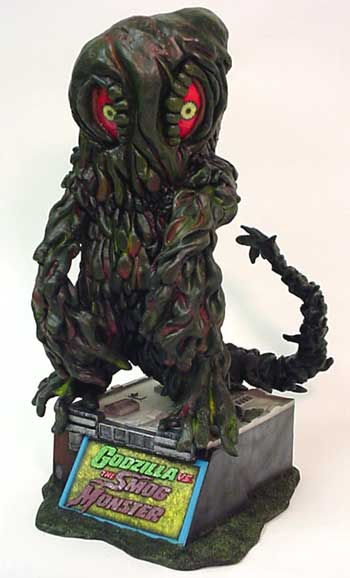Godzilla Smog Monster Hedorah Resin Model Kit
