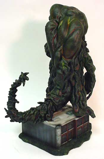 Godzilla 1971 Smog Monster Hedorah Resin Model Kit