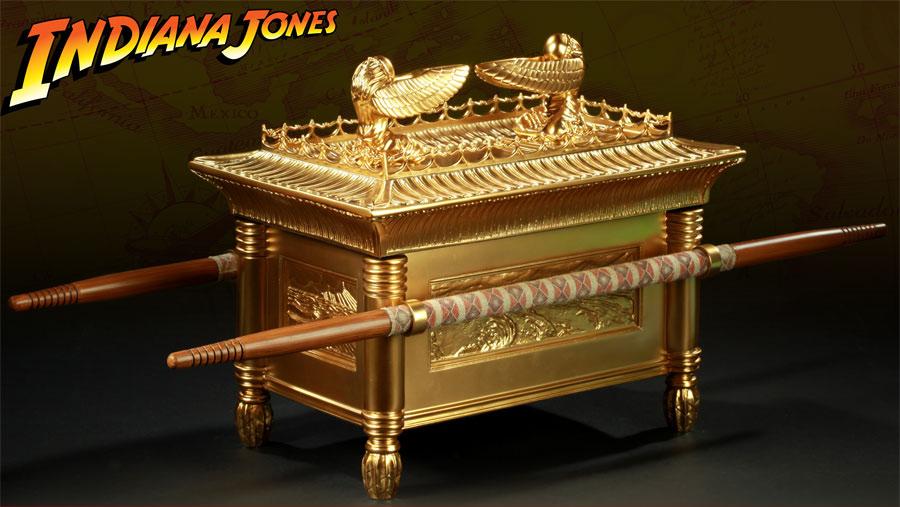 Jones ark of the covenent prop replica 1 4 scale indiana jones ark