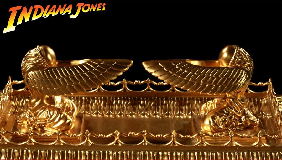 Indiana Jones Ark Of The Covenent Prop Replica 1/4 Scale