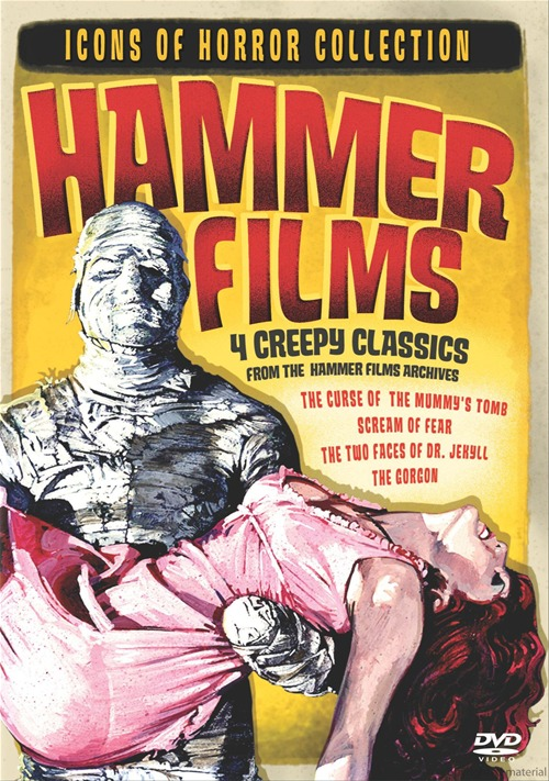 Icons of Horror: Hammer Films (2-disc) (The Curse of the Mummy's