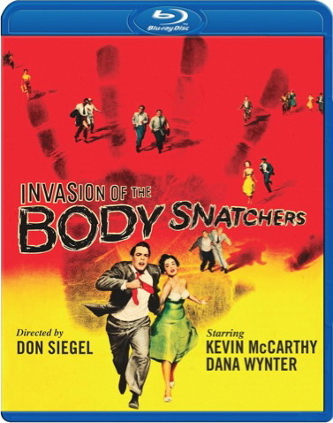Invasion of the Body Snatchers 1978 Blu-Ray