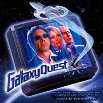 Galaxy Quest Soundtrack Score LTD. Edition CD