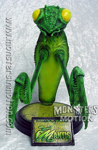 Deadly Mantis 1957 Radiation Theatre Resin Model Kit