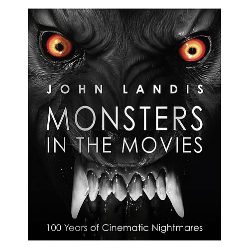 John Landis Monsters in the Movies Book