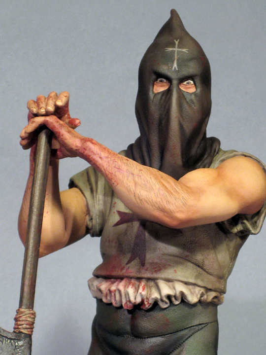 "Executioner 1/6 Scale Resin Model Kit by Jeff Yagher ""Next"""