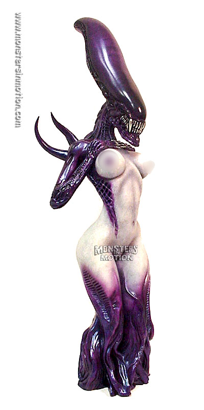 Alien Mother Giger Model Assembly Hobby Kit