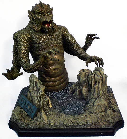 Clash Of The Titans Kraken Sea Monster Resin Model Kit