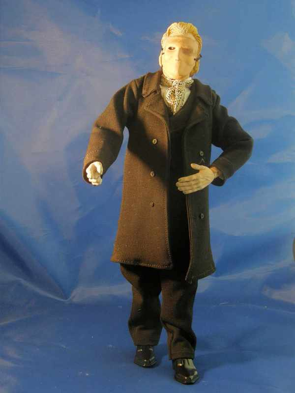 Phantom Of The Opera Herbert Lom 12 Inch Collectible Figure