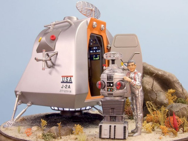 Lost In Space Space Pod 1/24 Custom Photoetch Detail Set