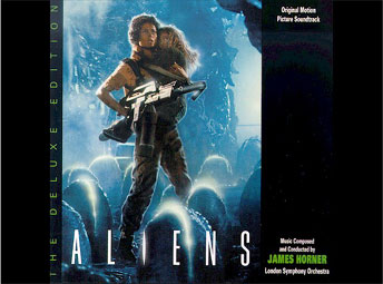 Aliens The Deluxe Edition Soundtrack CD James Horner