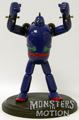 Gigantor 9 Inch Model Kit Tetsujin 28