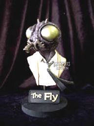 Fly 1/4 Scale Bust Model KIt