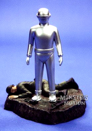 Gort Micro Monster Model Hobby Kit