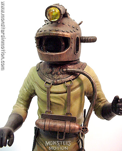 20,000 Leagues Under The Sea Captain Nemo Resin Model Kit