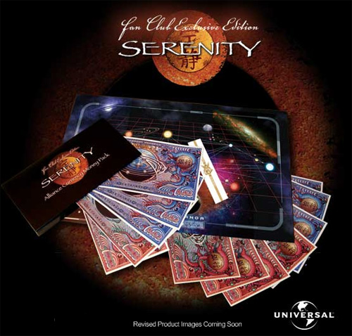 Serenity Firefly Alliance Currency Money Prop Replica