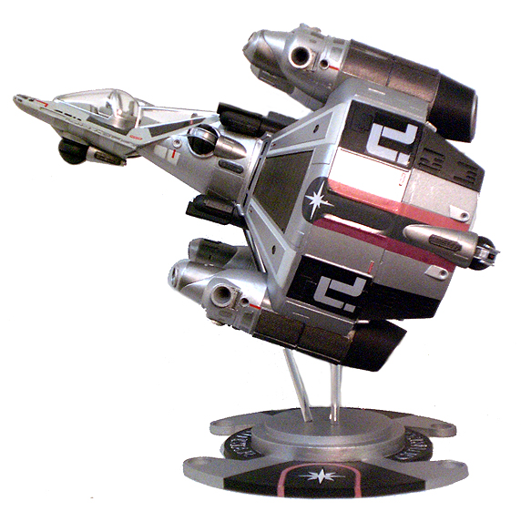 Gunstar Ultimate Resin Model Kit from The Last Starfighter 1/48 scale