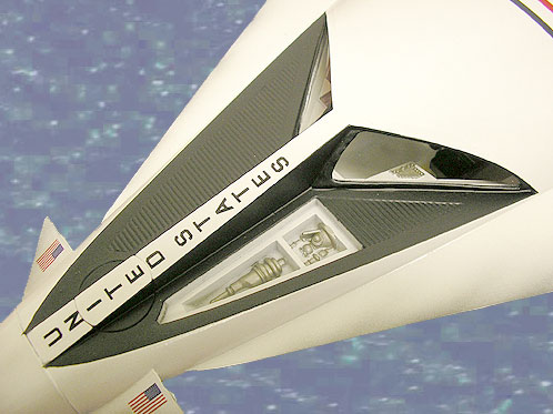 Icarus With Interior Scale Model Hobby Kit - Click Image to Close