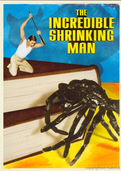 Incredible Shrinking Man DVD