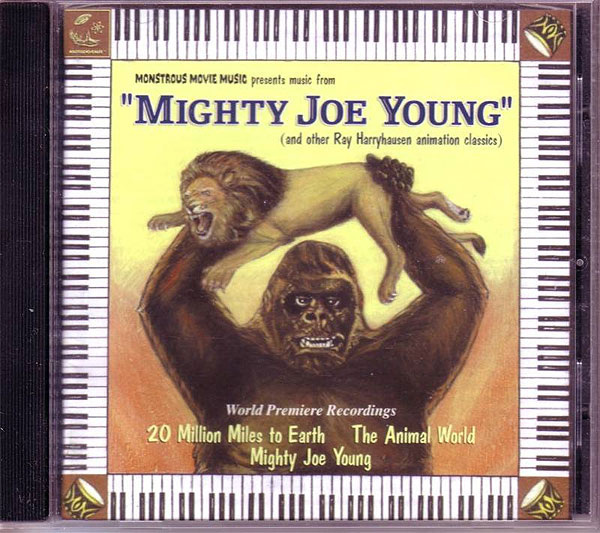 Mighty Joe Young and Other Harryhausen Classics CD
